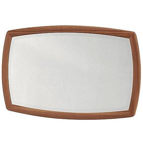 Shades Shaped Wall Mirror