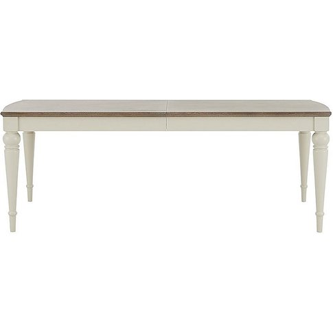 Furnitureland - Annecy Large Extending Dining Table ...