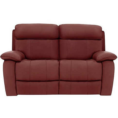 World Of Leather - Moreno 2 Seater Leather Recliner ...