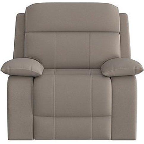 Moreno Fabric Recliner Armchair