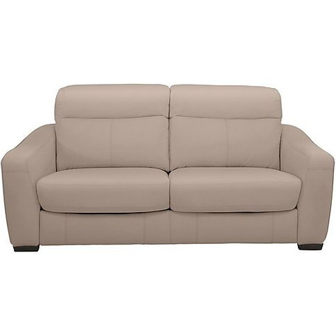 Cressida 2 Seater Leather Recliner Sofa- World Of Le...