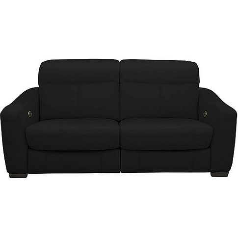 World Of Leather - Cressida 2 Seater Leather Recline...