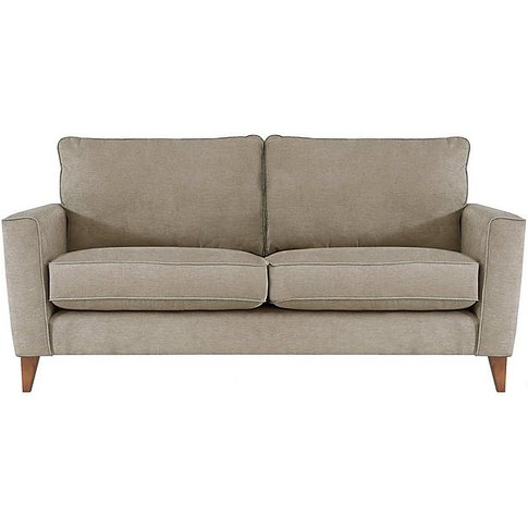 Copenhagen 3 Seater Fabric Sofa - By Furniture Village