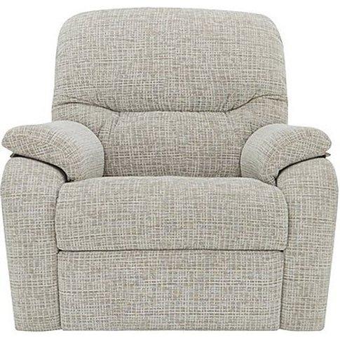 G Plan - Mistral Fabric Armchair - Beige
