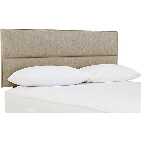 Myers - Indulge Contour Strutted Headboard - Small D...