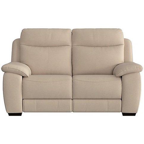 Starlight Express 2 Seater Fabric Recliner Sofa