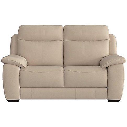 Starlight Express 2 Seater Fabric Recliner Sofa - Beige