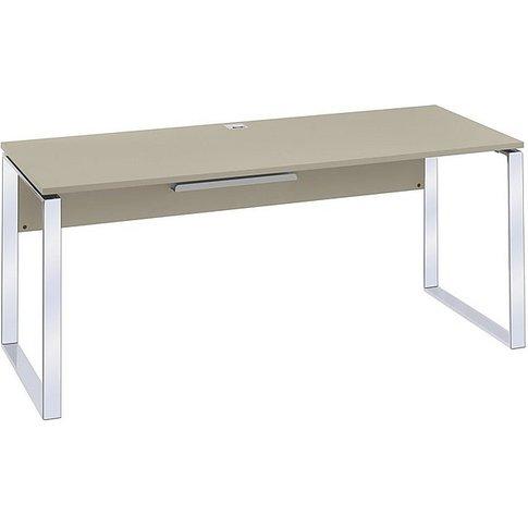 Wall Street Executive Desk - 150-Cm