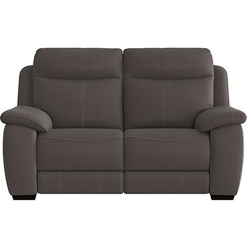 Starlight Express 2 Seater Fabric Recliner Sofa With...