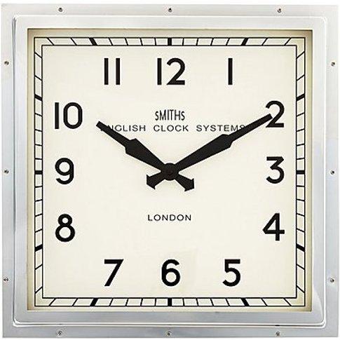 Smith'S Square Clock