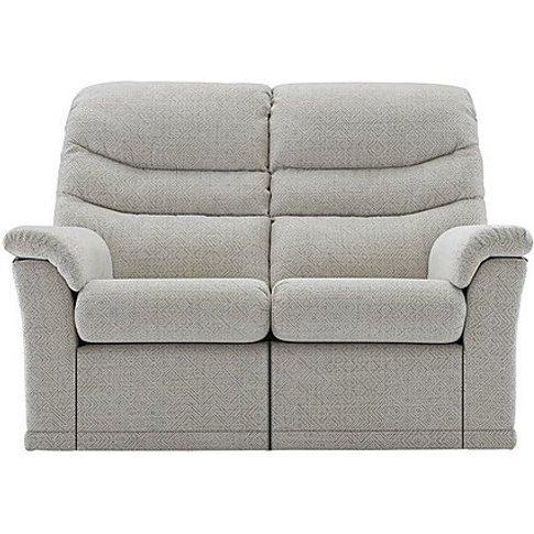 Malvern 2 Seater Fabric Manual Recliner Sofa
