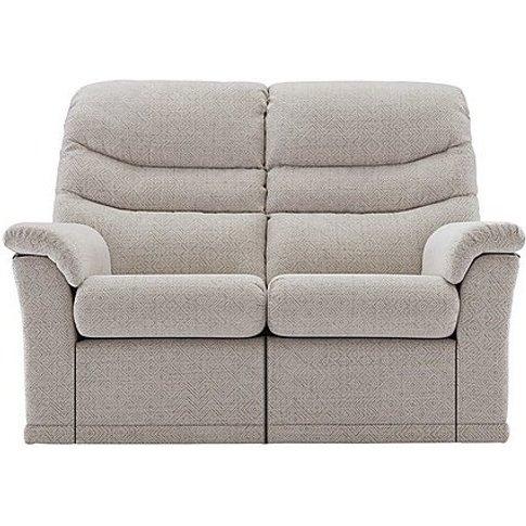 G Plan - Malvern 2 Seater Fabric Sofa - Beige