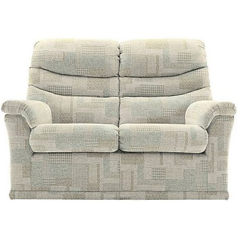 G Plan - Malvern 2 Seater Fabric Power Recliner Sofa...