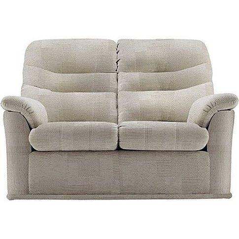 Malvern 2 Seater Fabric Power Recliner Sofa