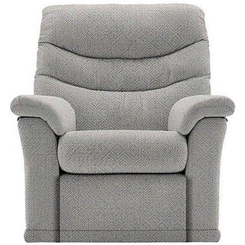G Plan - Malvern Fabric Armchair - Grey