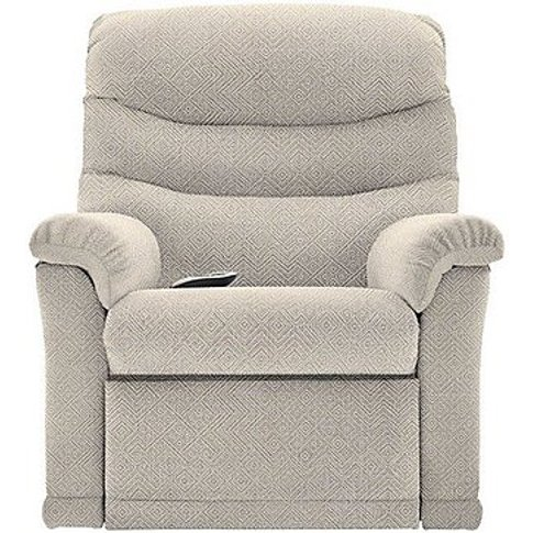 G Plan - Malvern Fabric Small Rise And Recline Armch...