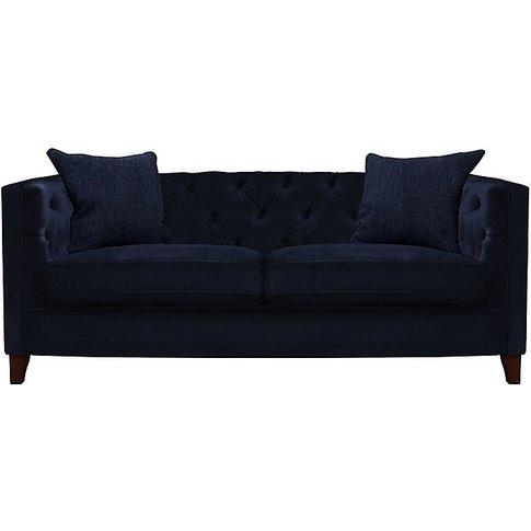 Battersea Midi Fabric Sofa