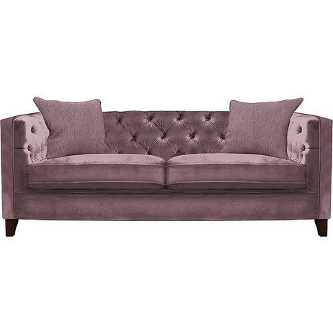 Battersea Large Fabric Sofa