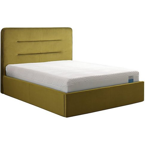 Tempur - Linear Ottoman Bed Frame - King Size - Green