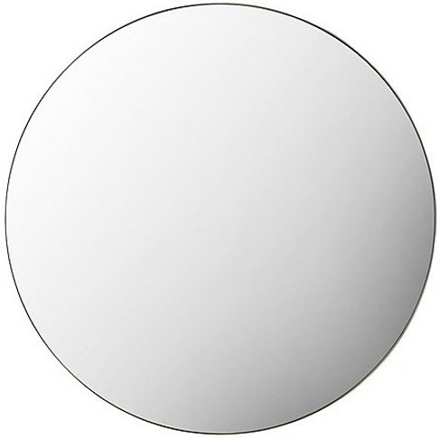 Halli Mirror - Gold - By Furniture Village