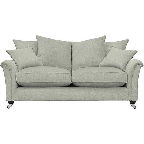 Parker Knoll - Devonshire Large 2 Seater Pillow Back...