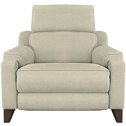 Parker Knoll - Evolution Fabric Recliner Armchair - ...