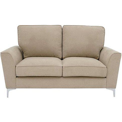 Legend 2 Seater Classic Back Fabric Sofa
