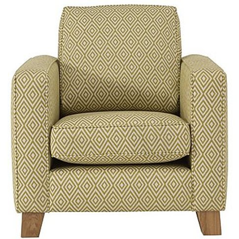Belair Fabric Accent Chair