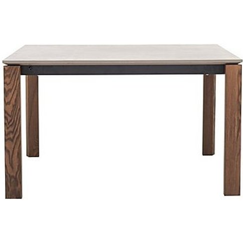 Calligaris - New Eminence Dining Table - 160-Cm - Brown