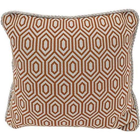 Home Scatter Cushion - Orange