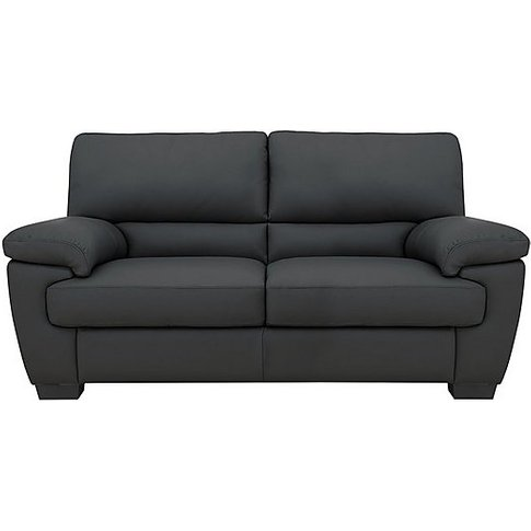 Lazio Leather 2 Seater Sofa