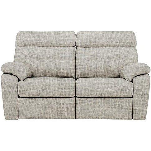 G Plan - Miller 2 Seater Fabric Sofa - Beige