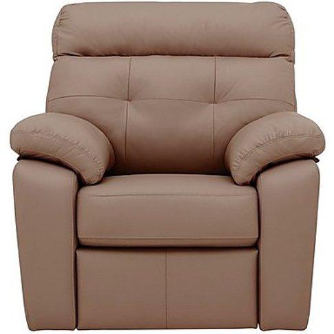 Miller Leather Armchair