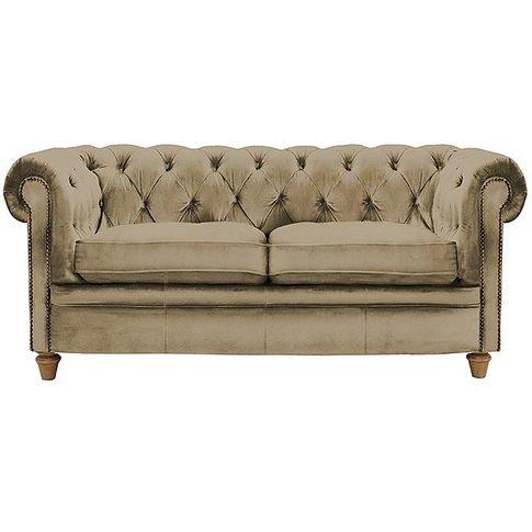 Alexander And James - New England Newport 2 Seater Fabric Sofa - Beige