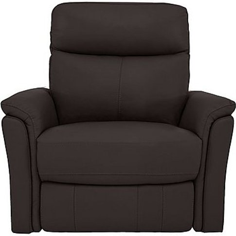 Compact Collection Piccolo Recliner Armchair- World ...