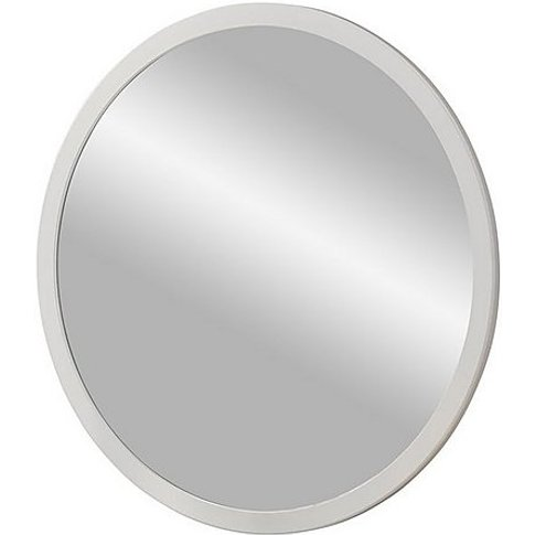 Rings Mirror - 50cm - By Furniture Village