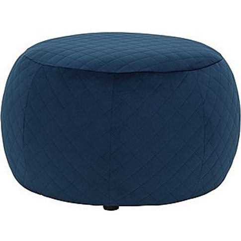 Jewels Large Buffie Footstool