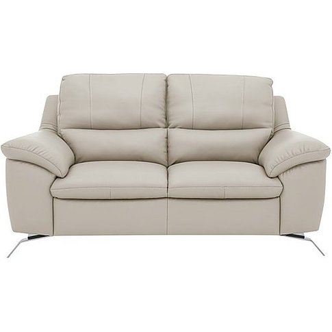 Apulia 2 Seater Leather Power Recliner Sofa - By Fur...