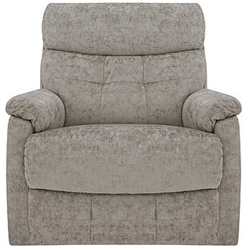 Comfort Story - Chapter Fabric Armchair - Grey