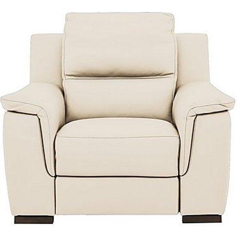 Nicoletti - Alto Leather Armchair - Beige