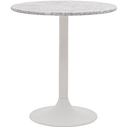 Genoa Round Dining Table - 100-Cm