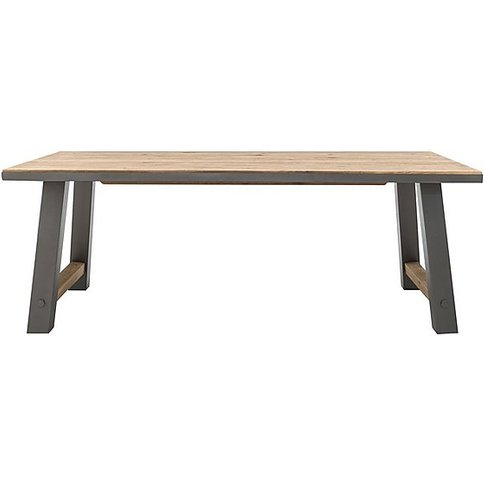 Baltimore Dining Table - 240-Cm - Brown