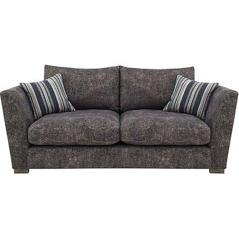 Nautical 3 Seater Classic Back Sofa