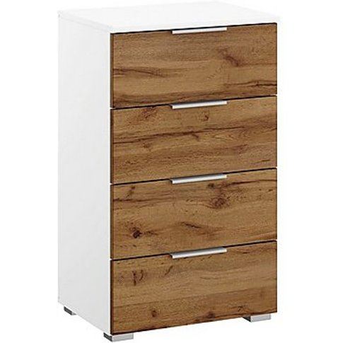 Indiana 4 Drawer Narrow Chest of Drawers