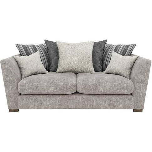 Nautical 3 Seater Scatter Back Sofa