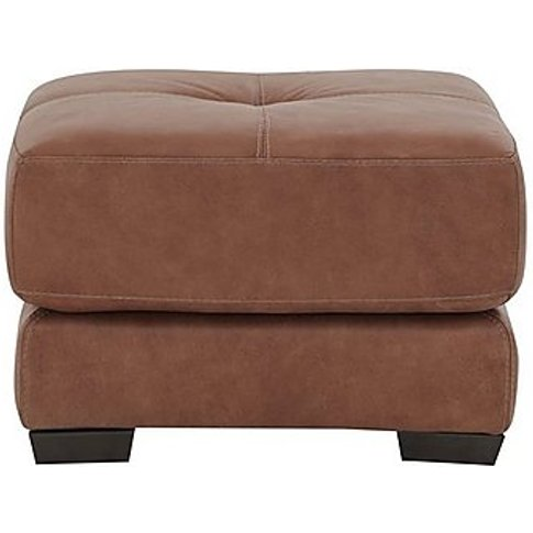 Comfort Naturally Footstool