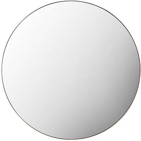 Bowie Round Mirror