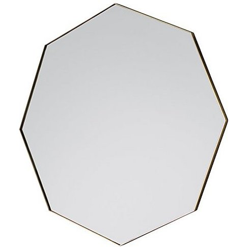 Bowie Octagon Mirror - By Furniture Village