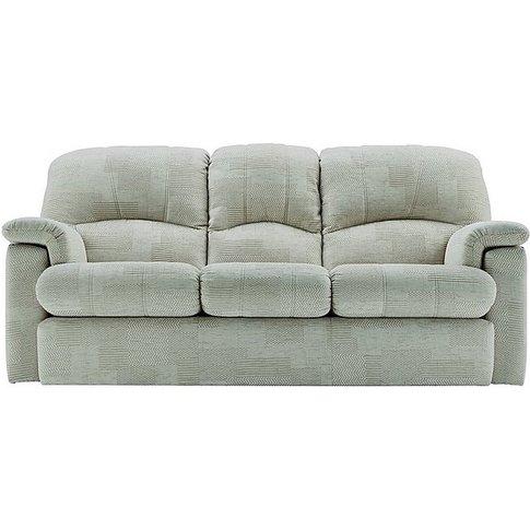G Plan - Chloe 3 Seater Fabric Sofa