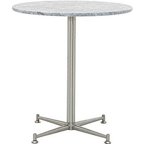 Cortina Round Dining Table - 60-Cm
